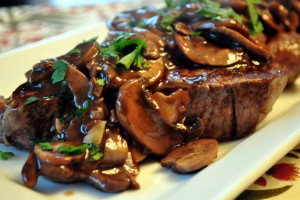 steaknmushroom
